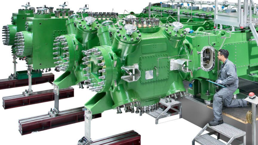 howden thomassen compressor